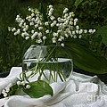 Lily-of-the-valley Bouquet Poster by Luv Photography