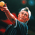 Lleyton Hewitt 2  by Paul  Meijering