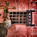 Locked Up Print by Olivier Le Queinec
