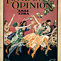 London Opinion 1919 1910s Uk First Print by The Advertising Archives