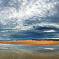 Lossiemouth pano Print by Jane Rix