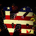 Love American Style Print by Bill Cannon