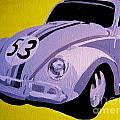 Love Bug Print by Nickie Mantlo