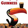 Lovely Day for a Guinness Print by Nomad Art And  Design