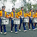 LSU Marching Band Print by Steve Harrington