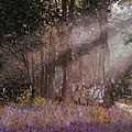 luci Poster by Guido Borelli