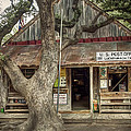 Luckenbach 2 Poster by Scott Norris