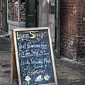 Lunch Specials Print by Brenda Bryant