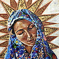 Madonna of the Dispossessed Print by Mary C Farrenkopf