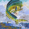 Mahi Hookup Off0020 Poster by Carey Chen