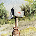Mailbox Poster by Sam Sidders