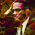 Malcolm X 20140105 with text Poster by Wingsdomain Art and Photography
