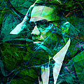 Malcolm X 20140105p138 Poster by Wingsdomain Art and Photography