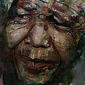 Mandela   Print by Paul Lovering
