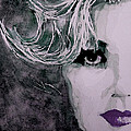 Marilyn no9 Print by Paul Lovering