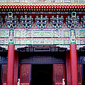 Martyrs' Shrine in Taipei Poster by Anna Lisa Yoder