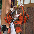Maryland Renaissance Festival - Johnny Fox Sword Swallower - 121244 by DC Photographer