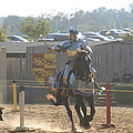 Maryland Renaissance Festival - Jousting and Sword Fighting - 1212160 Poster by DC Photographer