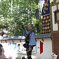 Maryland Renaissance Festival - Puke N Snot - 12122 Print by DC Photographer