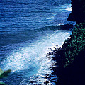 Maui Shoreline on the Way to Hana Poster by J D Owen