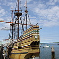 Mayflower II Poster by Christiane Schulze Art And Photography