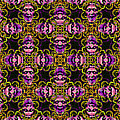 Medusa Abstract 20130131m138 Print by Wingsdomain Art and Photography