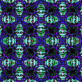 Medusa Abstract 20130131p138 Print by Wingsdomain Art and Photography