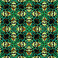 Medusa Abstract 20130131p38 Print by Wingsdomain Art and Photography