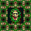 Medusa's Window 20130131p0 Print by Wingsdomain Art and Photography