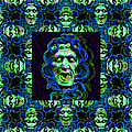 Medusa's Window 20130131p90 Print by Wingsdomain Art and Photography