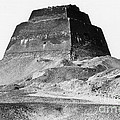 Meidum Pyramid, 1879 Print by Science Source