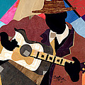 Memphis Blues 2012 Print by Everett Spruill