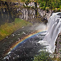 Mesa Falls by Robert Bales