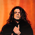 Michael Hutchence Poster by Paul Meijering