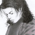 Michael Jackson - Stranger In Moscow Poster by Eliza Lo