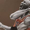 Michael Jordan - Chicago Bulls by Prashant Shah