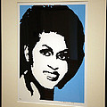 Michelle Obama Print by Cora Wandel
