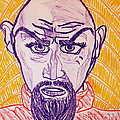 Ming the Merciless Poster by C Alexia