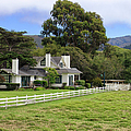Mission Ranch - Carmel California Print by Glenn McCarthy Art and Photography