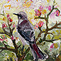 Mockingbird by my Window Poster by Ginette Callaway