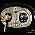 Model T Control Panel Print by Al Powell Photography USA