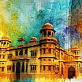 Mohatta Palace Poster by Catf