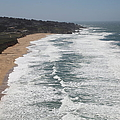 Montara State Beach Pacific Coast Highway California 5D22622 Print by Wingsdomain Art and Photography
