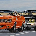 Mopar Authority Print by Robert VanNieuwenhuyze