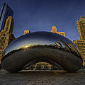 Morning Bean Print by Sebastian Musial
