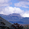 MOUNT WASHINGTON Print by Skip Willits