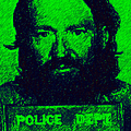 Mugshot Willie Nelson p88 Poster by Wingsdomain Art and Photography