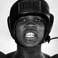 Muhammad Ali Teeth Gritted Print by Retro Images Archive