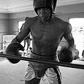 Muhammad Ali Works Out  Print by Retro Images Archive