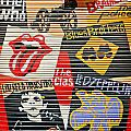 Music street art color Poster by Luciano Mortula